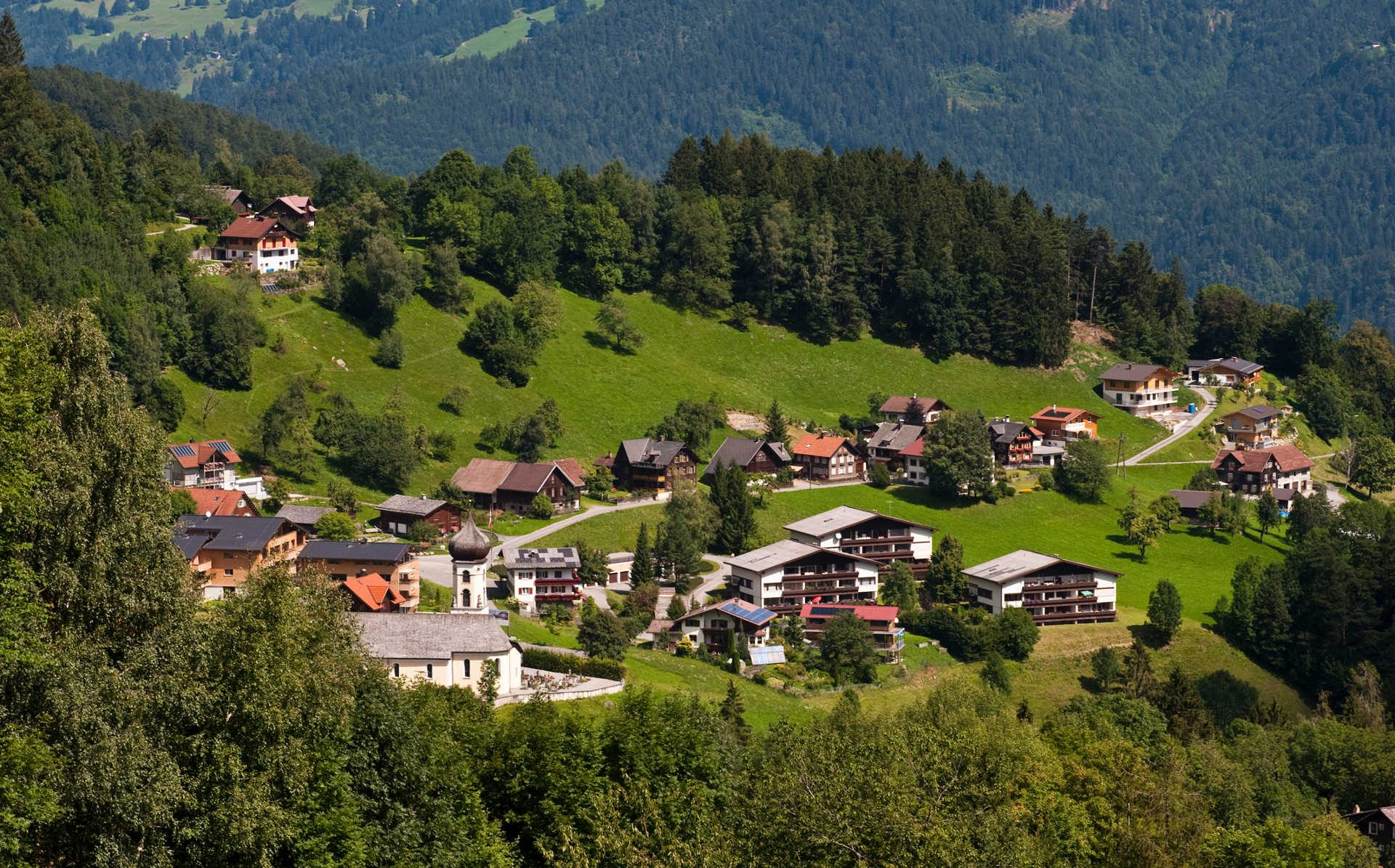 Bürserberg Gemeinde