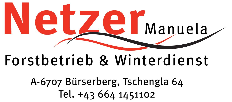 Logo Netzer Manuela mit Adresse