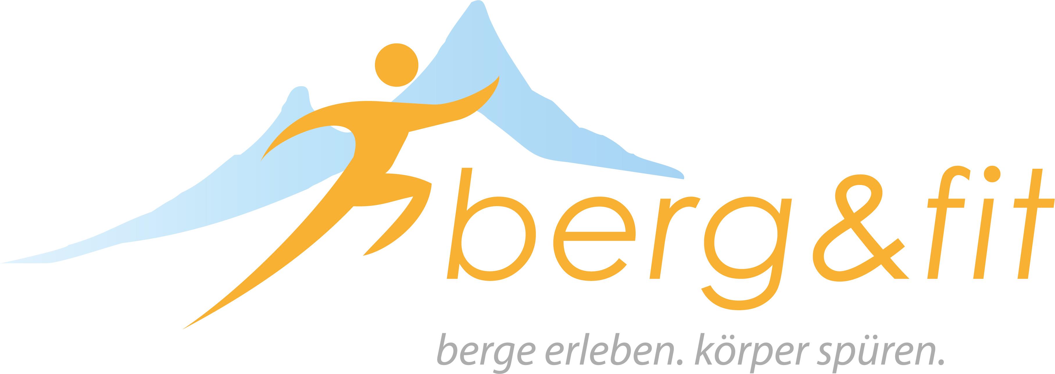 Logo berg&fit